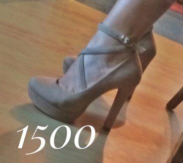 Продаю новые туфли размер 35 на узкую в Бишкек