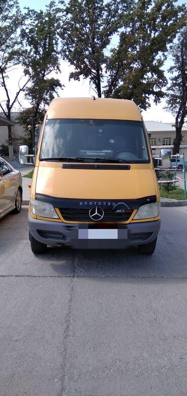 умный печка бишкек in Кыргызстан   АВТОЗАПЧАСТИ: Mercedes-Benz Sprinter 2.2 л. 2003