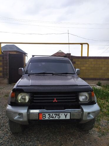 самое дешевое такси до аэропорта манас in Кыргызстан | ПРОДАЖА УЧАСТКОВ: Mitsubishi Pajero 2.5 л. 1996 | 240000 км