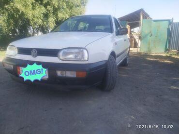гольф 2 in Кыргызстан   VOLKSWAGEN: Volkswagen Golf 1.6 л. 1993