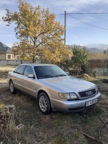 автомобильные шины бу в Кыргызстан: Audi A6 2.6 л. 1994 | 250000 км