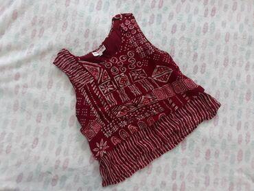 Bordo bluza Veličina M Cena: 350 din