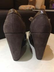 Ženske cipele na platformu br. 39