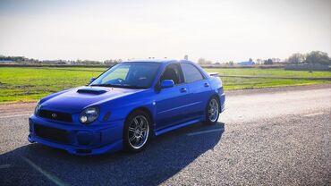 bentley azure 6 75 twin turbo в Кыргызстан: Subaru Impreza WRX STI 2 л. 2000 | 250000 км