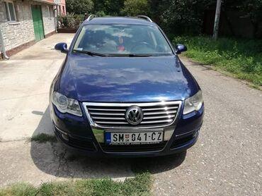 Volkswagen | Srbija: Volkswagen Passat 2 l. 2006 | 251000 km