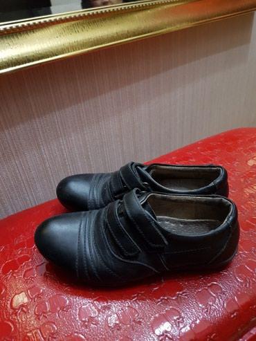 черный замшевая туфли в Кыргызстан: Туфли (кожа), р 30