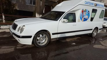 Mercedes-Benz Sprinter 2002 в Бактуу долоноту