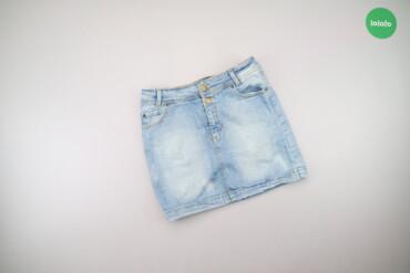 Личные вещи - Украина: Жіноча джинсова спідниця Papaya, р. S   Довжина: 39 см Напівобхват тал