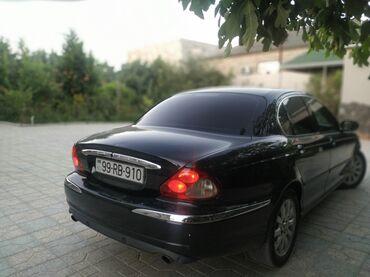 Jaguar - Azərbaycan: Jaguar X-type 2.5 l. 2002 | 218203 km