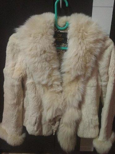 Женская одежда в Сокулук: Воротник лиса остальные кролик натуральная