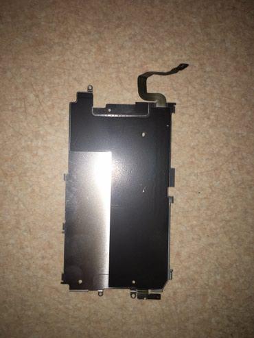 Bakı şəhərində Iphone 6 ekran demiri plata arxaliq.orginaldir barmaq izini iwledir
