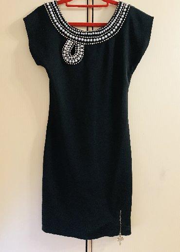 шикарное маленькое черное платье в Кыргызстан: Little Black Dress. Маленькое черное платье с шикарным воротником