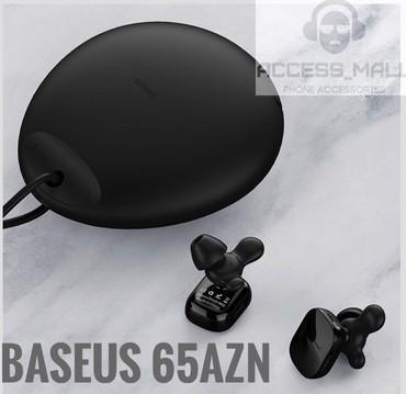 superlux hd в Азербайджан: Baseus W02 Truly Wireless Headset Yeni Nesil Kablosuz KulaklıkDaha
