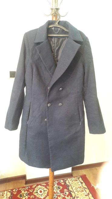 Продаю пальто зима размер 44 46 в Бишкек