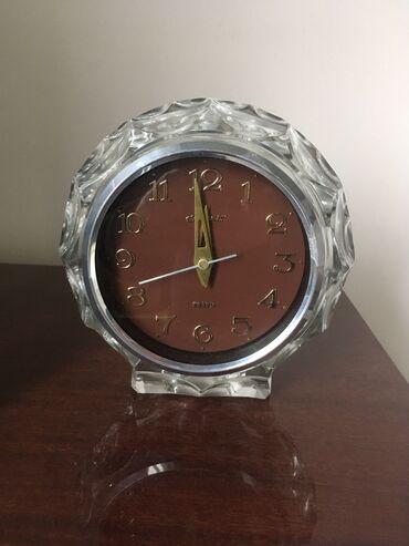 Антикварные часы - Азербайджан: Xrustal saat