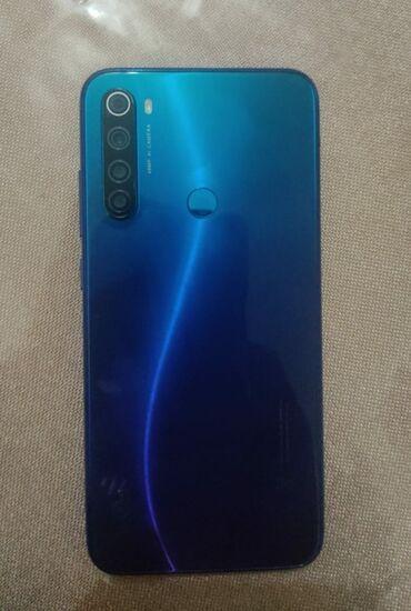 видеокамера xiaomi в Азербайджан: Б/у Xiaomi Redmi Note 8 64 ГБ Голубой
