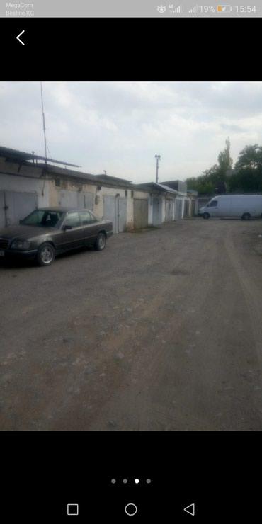 Гараж в 12-мкр по магистрали в Лебединовка