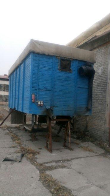 Продаю будку от камаза зима лето термо в Кант
