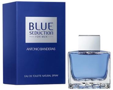 """Antonio banderas"""" morskoy"""" ocean"""" blue"""" premiumdeluxe"""". флаконы объе"""