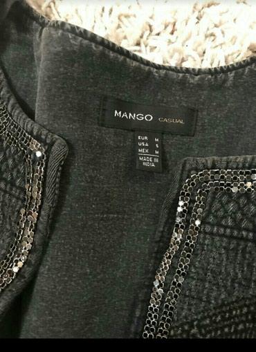 MANGO blejzer M veličina - Crvenka