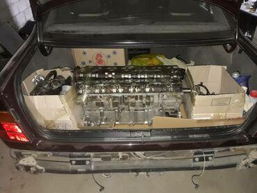 БМВ м52 мотор на запчасти есть все кроме головки w/p