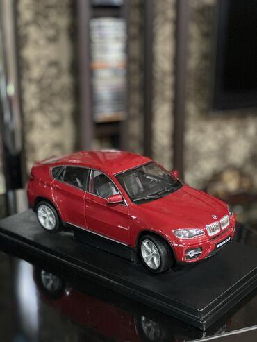 bmw z4 2 2i mt - Azərbaycan: 1/18 diecast masinlar, kolleksionerler ile barter edilir.  1 - BMW X6