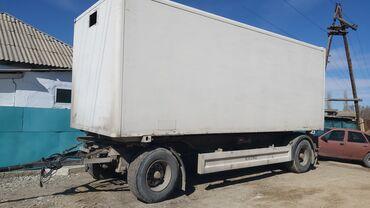 Транспорт - Кызыл-Адыр: Продаю прицеп тормоза дисковые в отличном состоянии не каких вложений