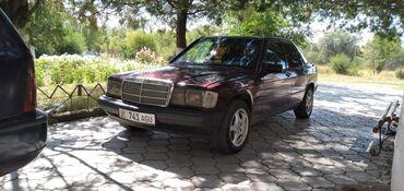 Mercedes-Benz 190 2 л. 1987