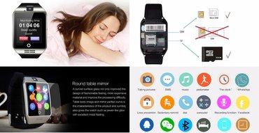 Najnoviji q18 smart watch - pametni sat -mobilni telefon  novo, - Kragujevac - slika 9