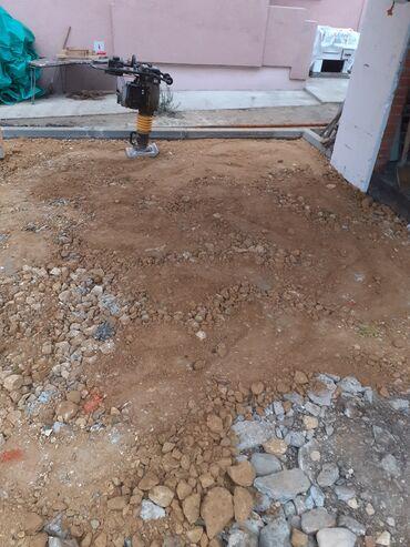Usluge - Srbija: Radimo sve vrste zemljane radove: Drenaze,kanalizacije zabiranje vibro