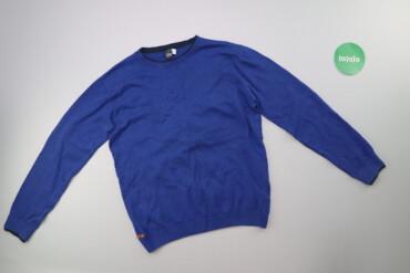 Топы и рубашки - Синий - Киев: Підлітковий однотонний светр Ido, вік 16 р.    Довжина: 60 см Ширина п