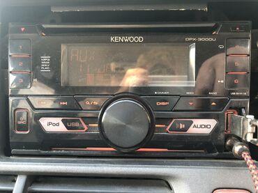 sab kenwood в Кыргызстан: Продаю магнитофон KENWOOD ОРИГИНАЛ!!