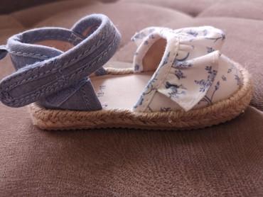 Dečije Cipele i Čizme | Novi Pazar: H&m cipelice. Male nam. Nove su, neobuvene
