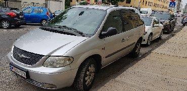 Chrysler | Srbija: Chrysler Voyager 2.5 l. 2003 | 372000 km