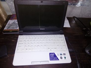 Продаю  Netbook VAIO Sony  windows 2007  в рабочем в Бишкек