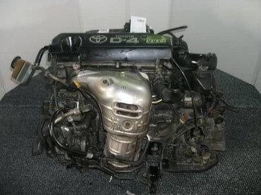 sony vista в Кыргызстан: Контрактный двигатель Toyota 1AZ-FSE (2.0 D4 бензин) (Vista, Gaya), из