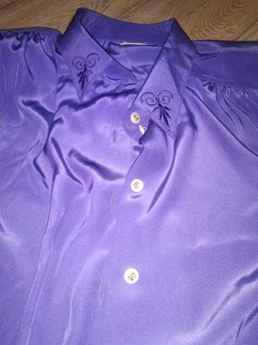 Шелковая женская рубашка на в Бишкек