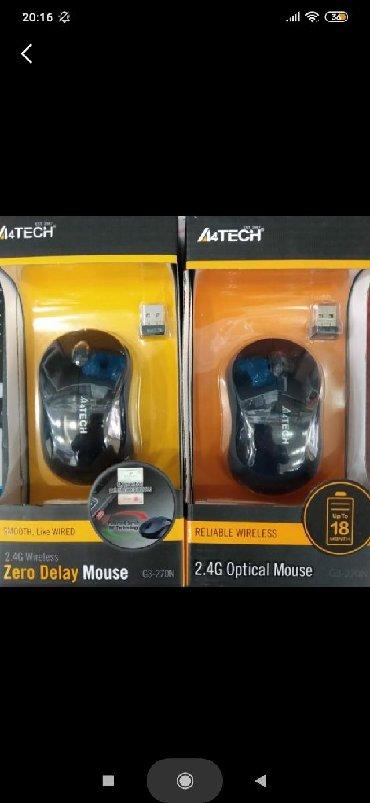 sican - Azərbaycan: A4tech wireless bluetooth sican maus mouse teze