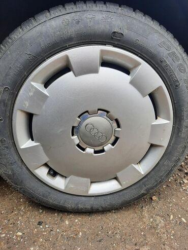 "Audi original radkapne 16"". 3500 dinara"
