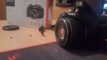 foto video в Кыргызстан: Продаю Sony DSC-H300 цифровой фотоаппаратКомплект: Коробка, бумажки