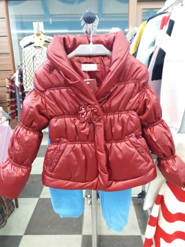 куртка на весну на 3 4 годика.  новый в Бишкек