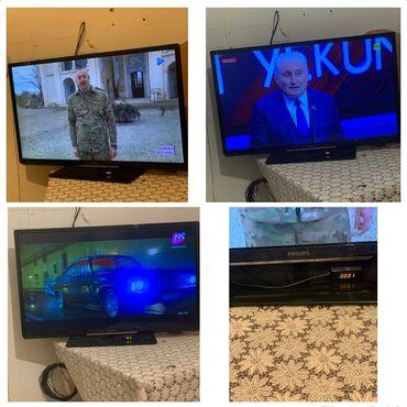 televizor 109 cm - Azərbaycan: Televizor philips .109 ekrandi.Smartdi. 440manat.Unvan Şagan no 627