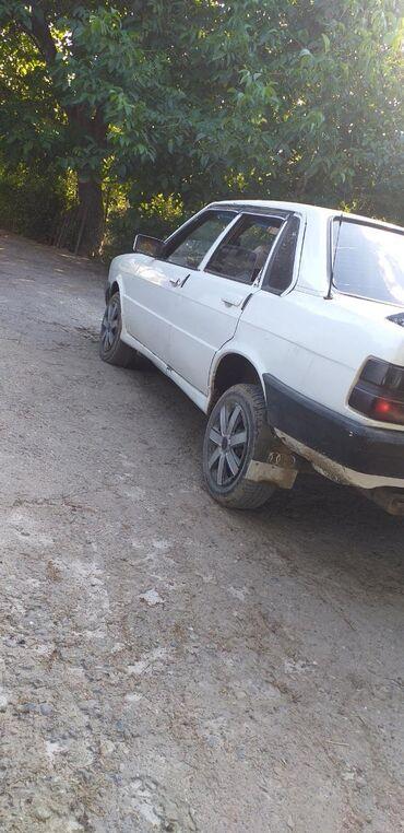 Audi в Кызыл-Адыр: Audi 80 1.8 л. 1984