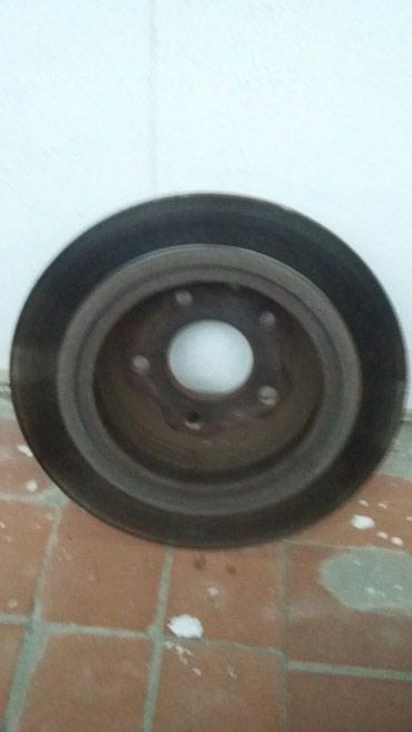 Bakı şəhərində Nissan Tena əyləc diski (opornu disk) və qabaq amarzatorları.