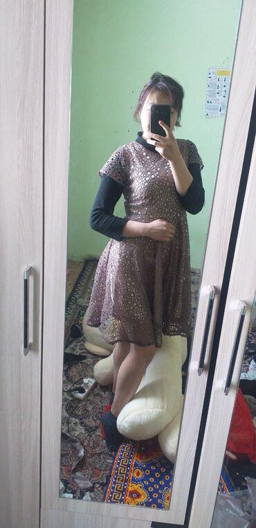 Женская одежда - Кок-Ой: Продаю ценна 500 размер 46 48