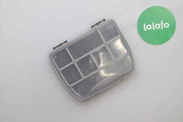 Инструменты - Украина: Пластиковий органайзер Domino 19    Розмір: 19 х 16 см  Стан гарний, є