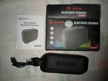 Jetion JT-SBP008 Bluetooth SpeakerNov, nekoriscen, u kutiji.Moze da se