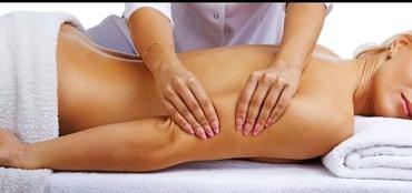 Лечебный массаж в Бишкек