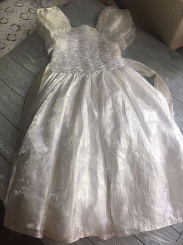 отдам в Кыргызстан: Отдам за литр максыма платье на девочку примерно 7-8 лет, забрать можн