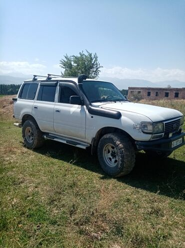 набор форс 94 предмета в Кыргызстан: Toyota Land Cruiser 4.2 л. 1994